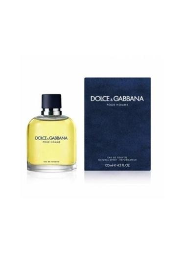 Dolce&Gabbana Dolce&Gabbana Pour Homme Edt Lavanta Kokulu Erkek Parfüm 125 Ml Renksiz